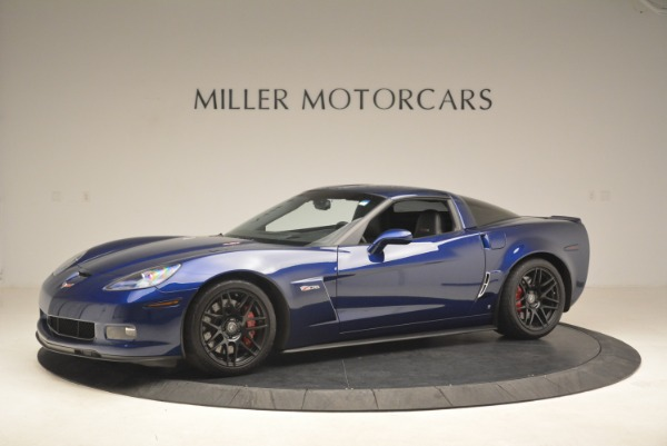 Used 2006 Chevrolet Corvette Z06 for sale Sold at McLaren Greenwich in Greenwich CT 06830 2