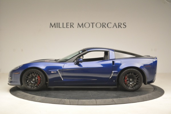 Used 2006 Chevrolet Corvette Z06 for sale Sold at McLaren Greenwich in Greenwich CT 06830 3