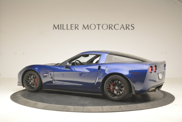 Used 2006 Chevrolet Corvette Z06 for sale Sold at McLaren Greenwich in Greenwich CT 06830 4