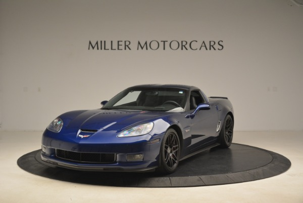 Used 2006 Chevrolet Corvette Z06 for sale Sold at McLaren Greenwich in Greenwich CT 06830 1