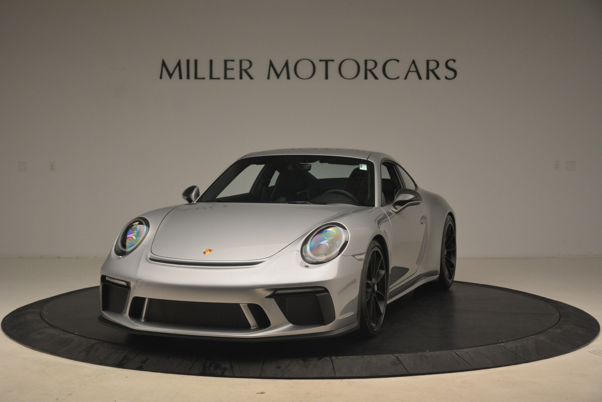 Pre Owned 2018 Porsche 911 Gt3 Touring For Sale Special Pricing Mclaren Greenwich Stock F1896a