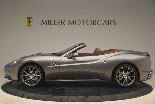 Used 2012 Ferrari California for sale Sold at McLaren Greenwich in Greenwich CT 06830 3