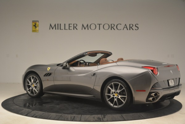 Used 2012 Ferrari California for sale Sold at McLaren Greenwich in Greenwich CT 06830 4
