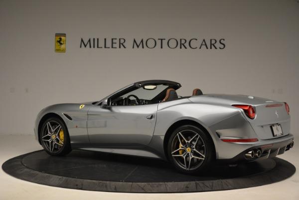 Used 2018 Ferrari California T for sale Sold at McLaren Greenwich in Greenwich CT 06830 4