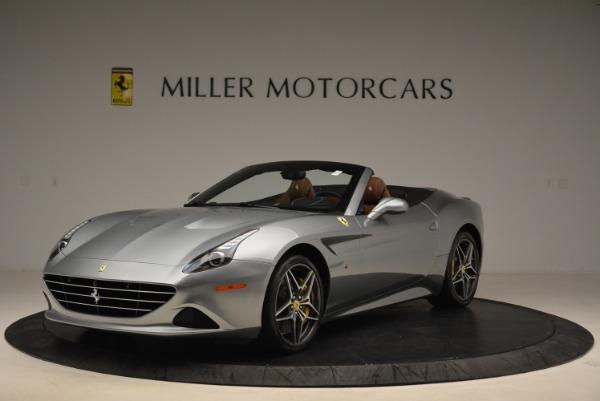 Used 2018 Ferrari California T for sale Sold at McLaren Greenwich in Greenwich CT 06830 1