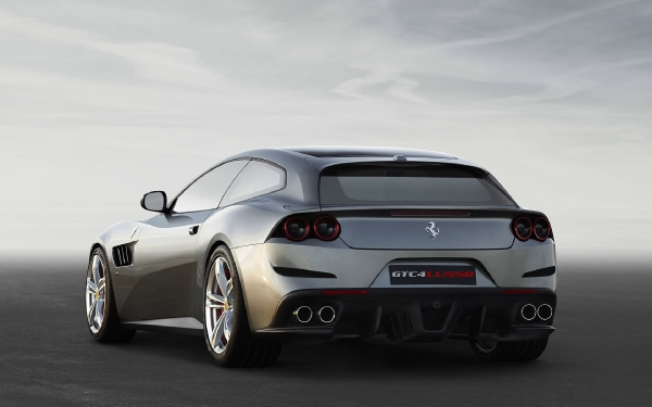 New 2020 Ferrari GTC4LUSSO for sale Sold at McLaren Greenwich in Greenwich CT 06830 2