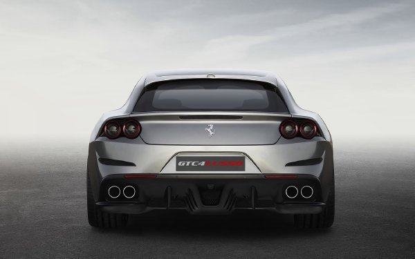 New 2020 Ferrari GTC4LUSSO for sale Call for price at McLaren Greenwich in Greenwich CT 06830 3