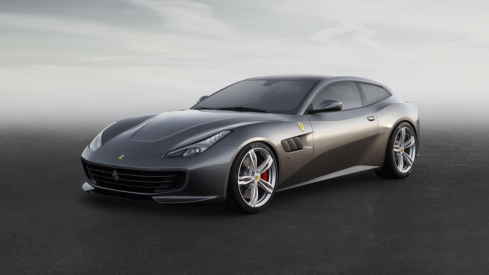New 2020 Ferrari GTC4LUSSO for sale Call for price at McLaren Greenwich in Greenwich CT 06830 1