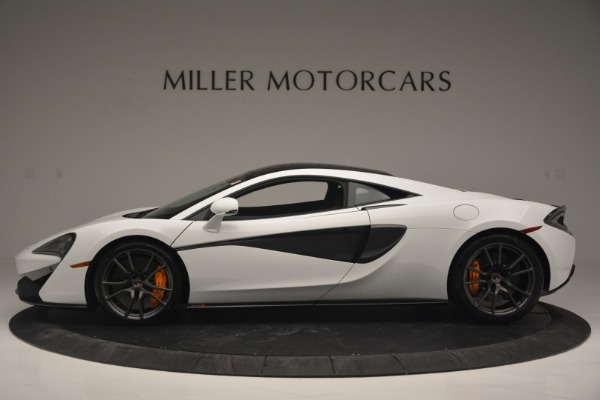 Used 2018 McLaren 570S Track Pack for sale Sold at McLaren Greenwich in Greenwich CT 06830 3