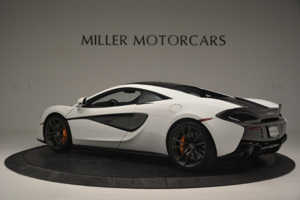 Used 2018 McLaren 570S Track Pack for sale Sold at McLaren Greenwich in Greenwich CT 06830 4