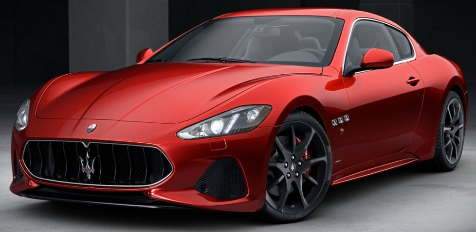 New 2018 Maserati GranTurismo Sport for sale Sold at McLaren Greenwich in Greenwich CT 06830 1
