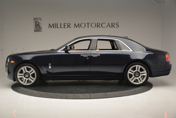 Used 2015 Rolls-Royce Ghost for sale Sold at McLaren Greenwich in Greenwich CT 06830 3