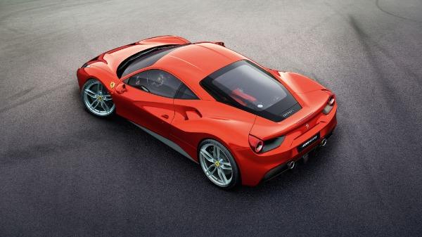 New 2019 Ferrari 488 GTB for sale Sold at McLaren Greenwich in Greenwich CT 06830 2