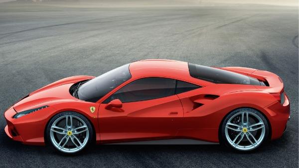 New 2019 Ferrari 488 GTB for sale Sold at McLaren Greenwich in Greenwich CT 06830 3