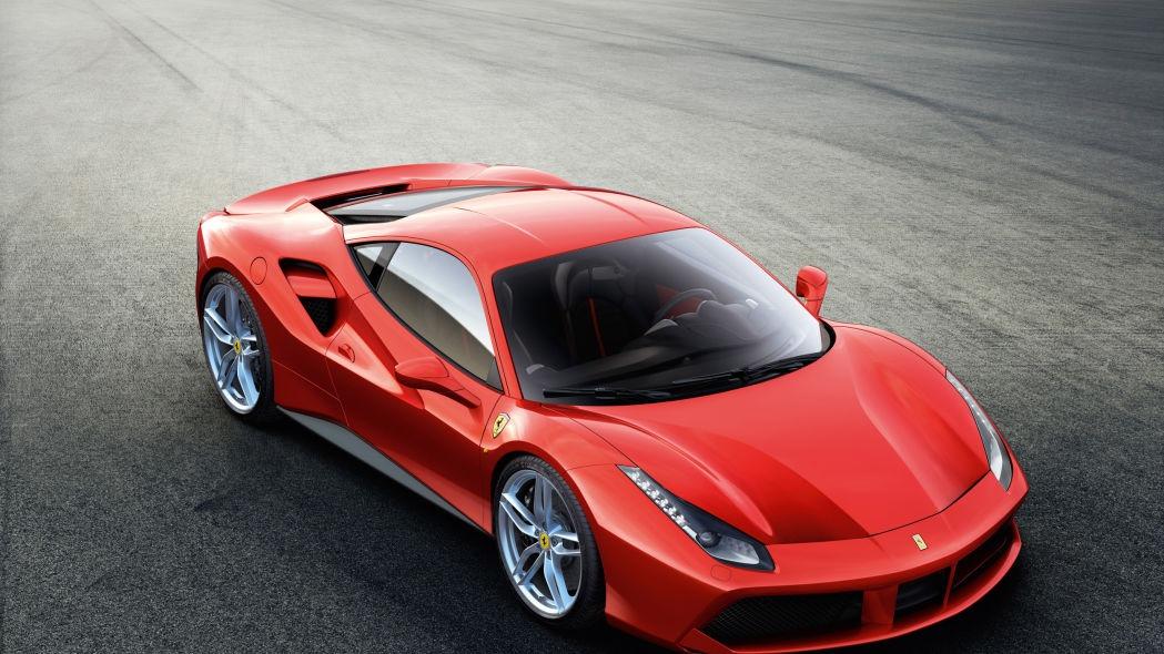 New 2019 Ferrari 488 GTB for sale Sold at McLaren Greenwich in Greenwich CT 06830 1