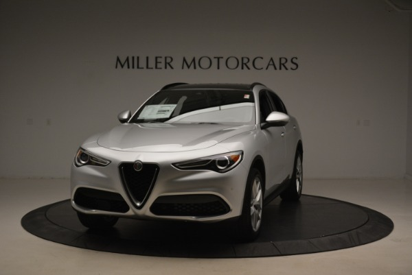 New 2018 Alfa Romeo Stelvio Ti Sport Q4 for sale Sold at McLaren Greenwich in Greenwich CT 06830 1