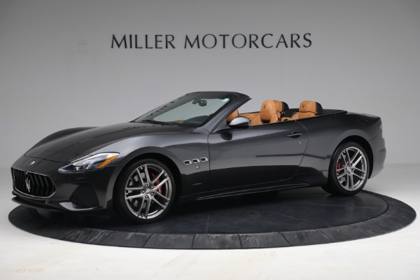 Used 2018 Maserati GranTurismo Sport for sale Call for price at McLaren Greenwich in Greenwich CT 06830 2