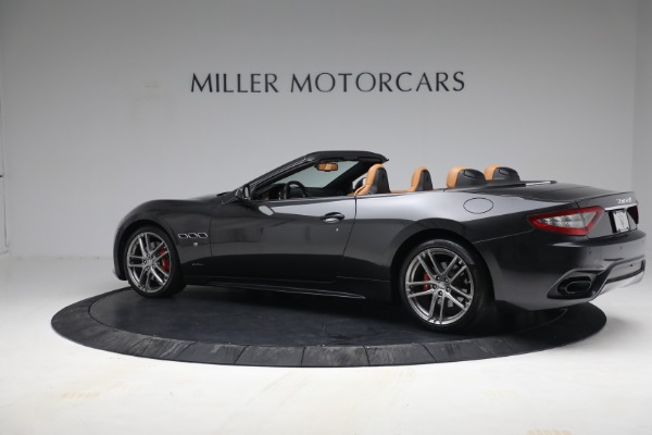 Used 2018 Maserati GranTurismo Sport for sale Call for price at McLaren Greenwich in Greenwich CT 06830 4