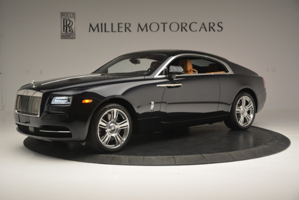 Used 2014 Rolls-Royce Wraith for sale Sold at McLaren Greenwich in Greenwich CT 06830 2