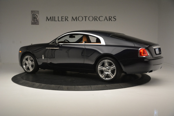 Used 2014 Rolls-Royce Wraith for sale Sold at McLaren Greenwich in Greenwich CT 06830 4