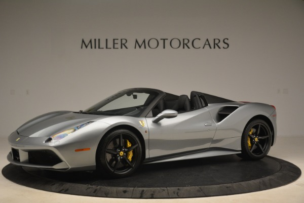 Used 2018 Ferrari 488 Spider for sale $274,900 at McLaren Greenwich in Greenwich CT 06830 2