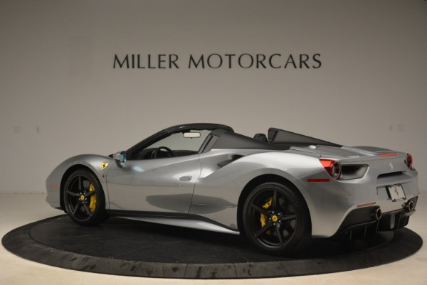 Used 2018 Ferrari 488 Spider for sale $274,900 at McLaren Greenwich in Greenwich CT 06830 4