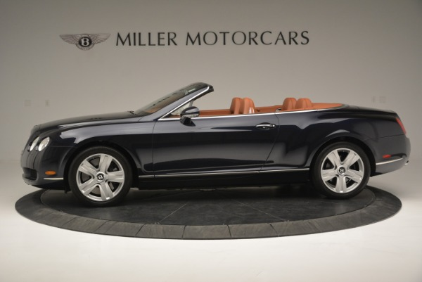 Used 2008 Bentley Continental GTC GT for sale Sold at McLaren Greenwich in Greenwich CT 06830 2