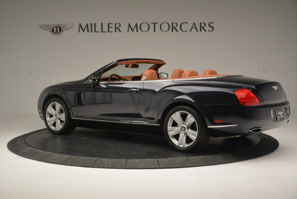Used 2008 Bentley Continental GTC GT for sale Sold at McLaren Greenwich in Greenwich CT 06830 3