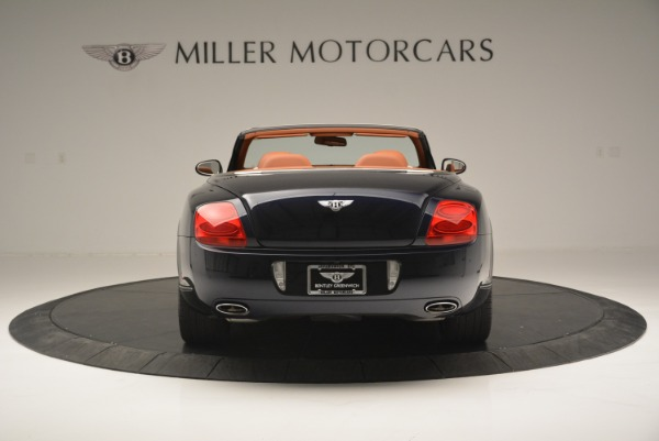 Used 2008 Bentley Continental GTC GT for sale Sold at McLaren Greenwich in Greenwich CT 06830 4