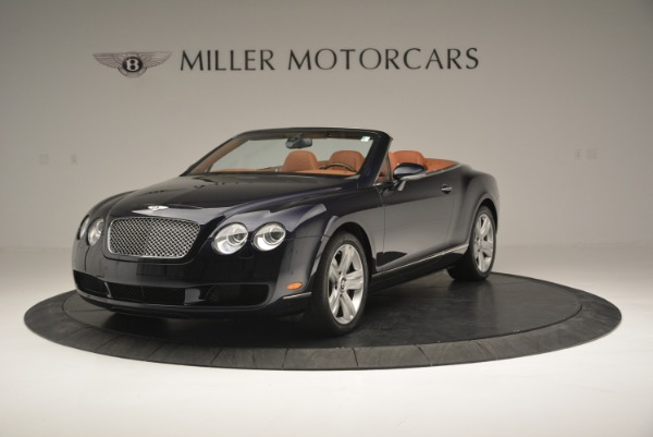Used 2008 Bentley Continental GTC GT for sale Sold at McLaren Greenwich in Greenwich CT 06830 1