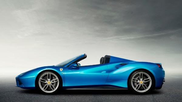 New 2019 Ferrari 488 Spider for sale Sold at McLaren Greenwich in Greenwich CT 06830 2