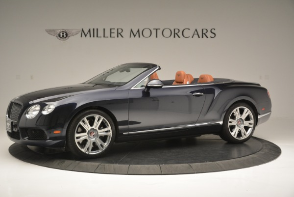 Used 2015 Bentley Continental GT V8 for sale Sold at McLaren Greenwich in Greenwich CT 06830 2