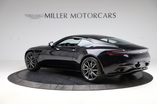 Used 2017 Aston Martin DB11 for sale Sold at McLaren Greenwich in Greenwich CT 06830 3