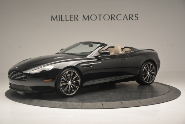 Used 2015 Aston Martin DB9 Volante for sale Sold at McLaren Greenwich in Greenwich CT 06830 2