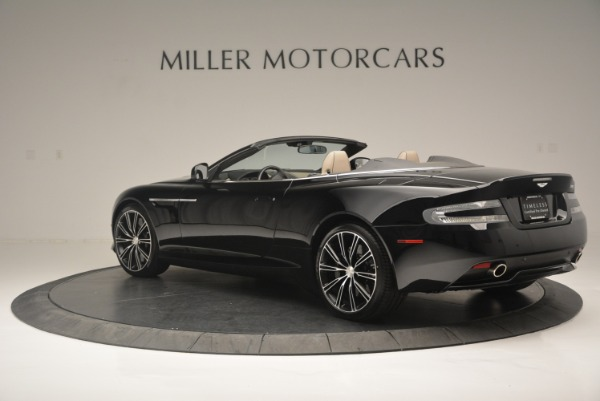 Used 2015 Aston Martin DB9 Volante for sale Sold at McLaren Greenwich in Greenwich CT 06830 4