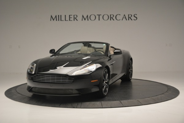 Used 2015 Aston Martin DB9 Volante for sale Sold at McLaren Greenwich in Greenwich CT 06830 1