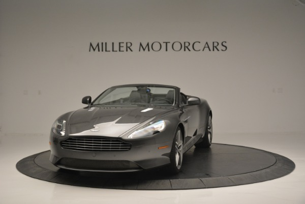 Used 2014 Aston Martin DB9 Volante for sale Sold at McLaren Greenwich in Greenwich CT 06830 1