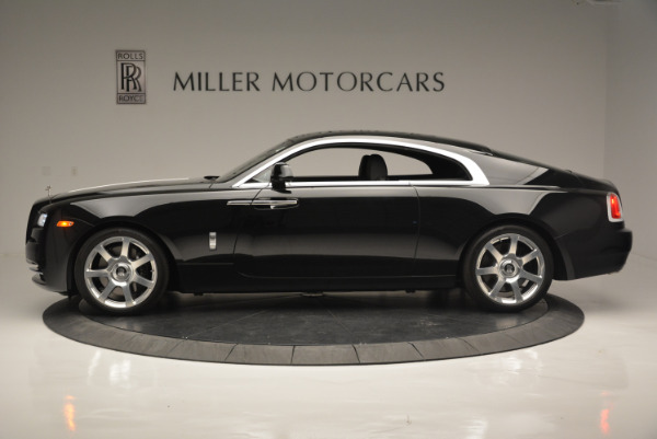 Used 2015 Rolls-Royce Wraith for sale $159,900 at McLaren Greenwich in Greenwich CT 06830 2