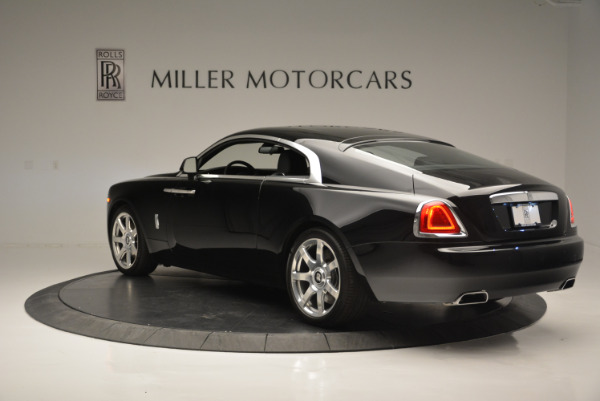 Used 2015 Rolls-Royce Wraith for sale $159,900 at McLaren Greenwich in Greenwich CT 06830 3