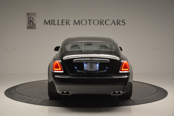 Used 2015 Rolls-Royce Wraith for sale $159,900 at McLaren Greenwich in Greenwich CT 06830 4