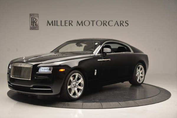 Used 2015 Rolls-Royce Wraith for sale $159,900 at McLaren Greenwich in Greenwich CT 06830 1