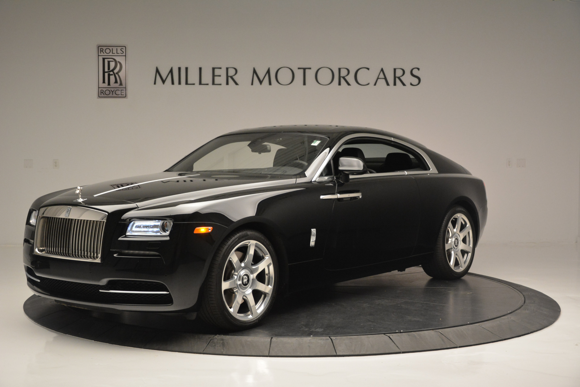 Used 2015 Rolls-Royce Wraith for sale $169,900 at McLaren Greenwich in Greenwich CT 06830 1