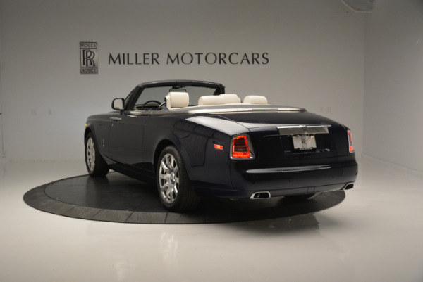 Used 2014 Rolls-Royce Phantom Drophead Coupe for sale Sold at McLaren Greenwich in Greenwich CT 06830 3