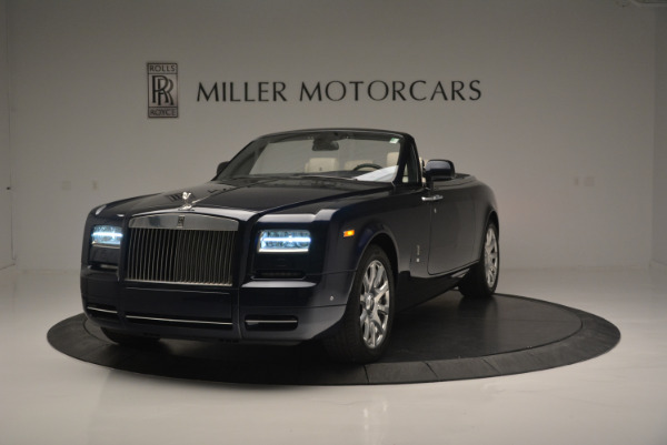Used 2014 Rolls-Royce Phantom Drophead Coupe for sale Sold at McLaren Greenwich in Greenwich CT 06830 1