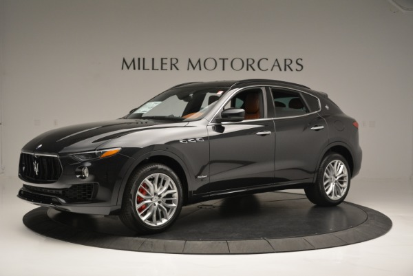 New 2018 Maserati Levante S Q4 GranSport for sale Sold at McLaren Greenwich in Greenwich CT 06830 2