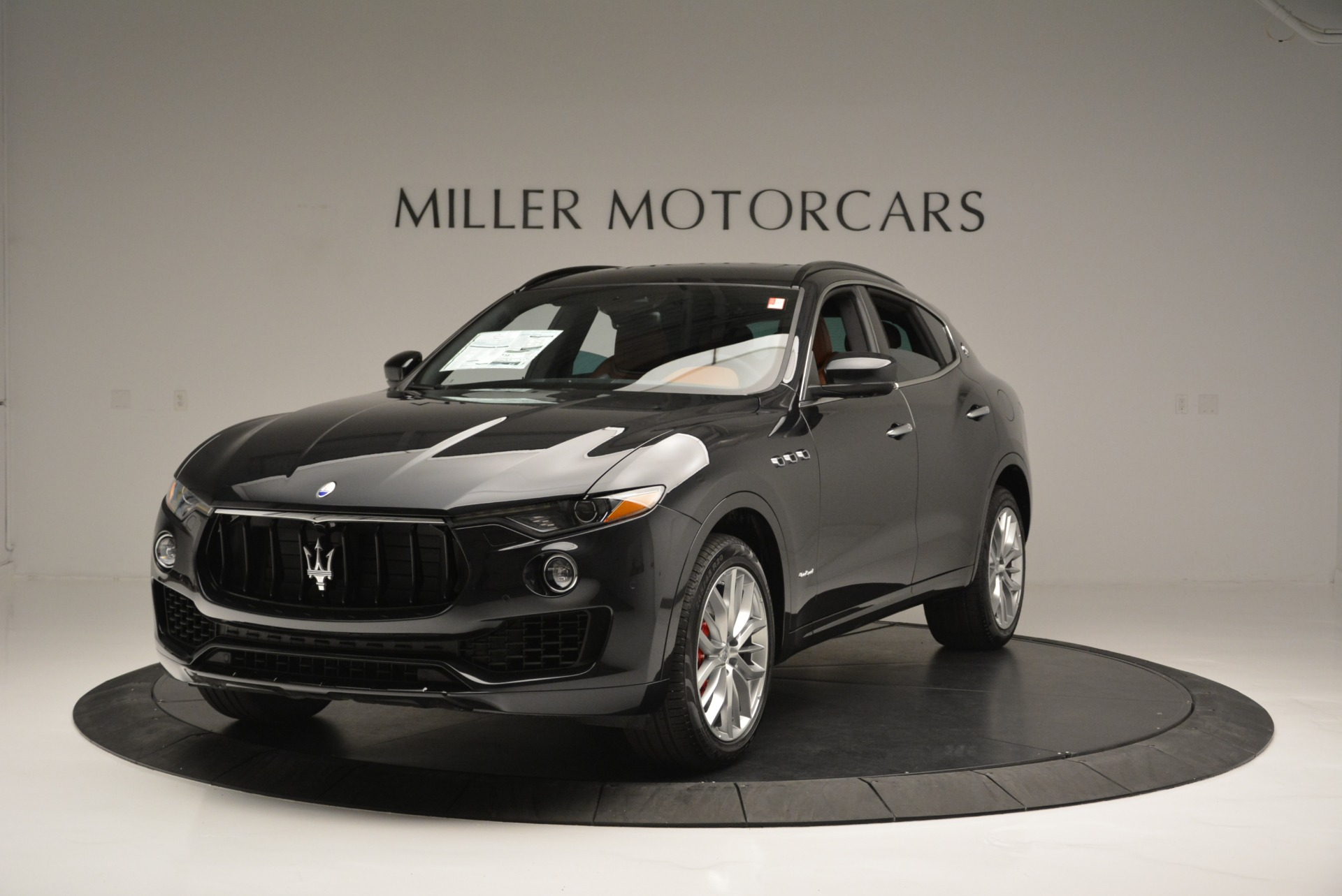 New 2018 Maserati Levante S Q4 GranSport for sale Sold at McLaren Greenwich in Greenwich CT 06830 1