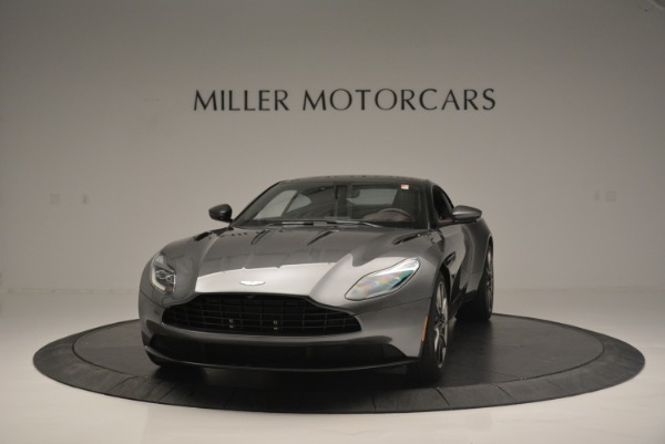 Used 2018 Aston Martin DB11 V12 for sale $167,990 at McLaren Greenwich in Greenwich CT 06830 2