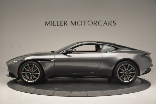 Used 2018 Aston Martin DB11 V12 for sale $167,990 at McLaren Greenwich in Greenwich CT 06830 3