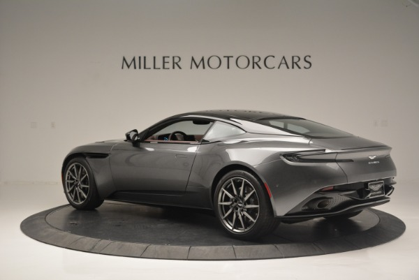 Used 2018 Aston Martin DB11 V12 for sale $167,990 at McLaren Greenwich in Greenwich CT 06830 4