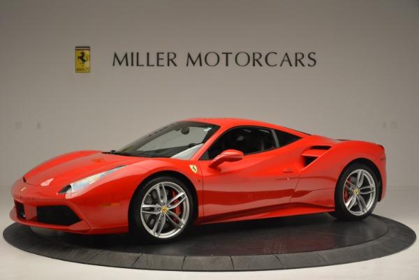 Used 2017 Ferrari 488 GTB for sale Sold at McLaren Greenwich in Greenwich CT 06830 2